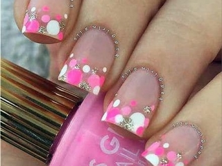2019 Summer's Most Trendy Summer Nails Nail Trend 2019 Women  trendy summer nails